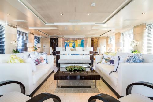 CLICIA - Luxury Motor Yacht For Sale - Interior Design - Img 1 | C&N