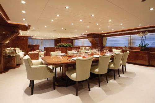 BARON TRENCK - Luxury Motor Yacht For Charter - Interior Design - Img 3 | C&N