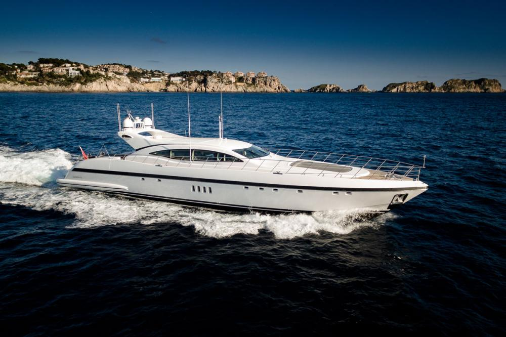 VEYRON - Luxury Motor Yacht for Charter | C&N