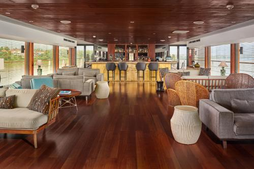 AQUA MEKONG - Luxury Motor Yacht For Charter - Interior Design - Img 3 | C&N