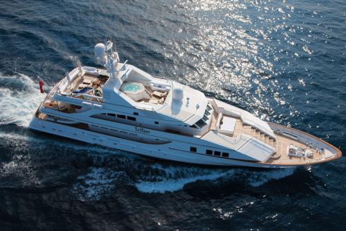 ECLIPSE - Luxury Motor Yacht For Charter - Exterior Design - Img 1 | C&N