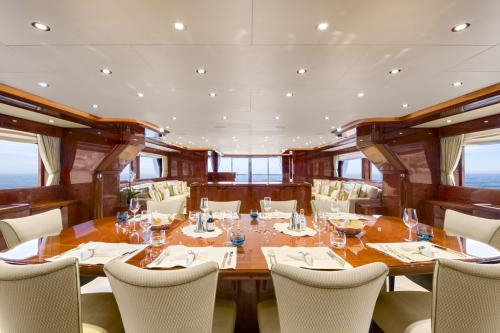 BARON TRENCK - Luxury Motor Yacht For Charter - Interior Design - Img 2 | C&N