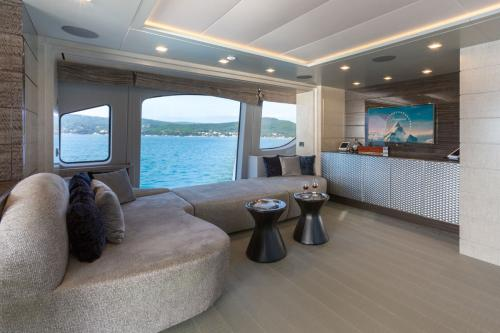 EDESIA - Luxury Motor Yacht For Charter - Interior Design - Img 1 | C&N