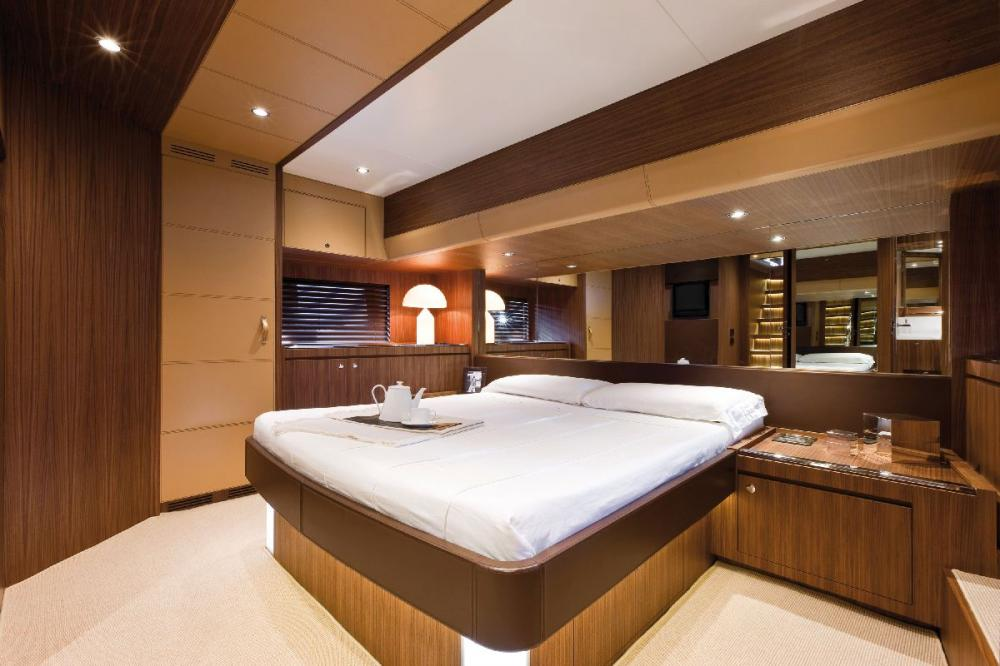 TAURUS - Luxury Motor Yacht For Sale - 1 VIP CABIN - Img 1 | C&N