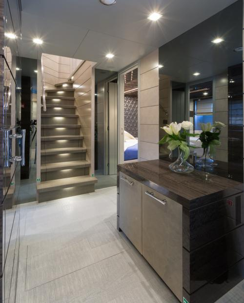 EDESIA - Luxury Motor Yacht For Charter - Interior Design - Img 2 | C&N