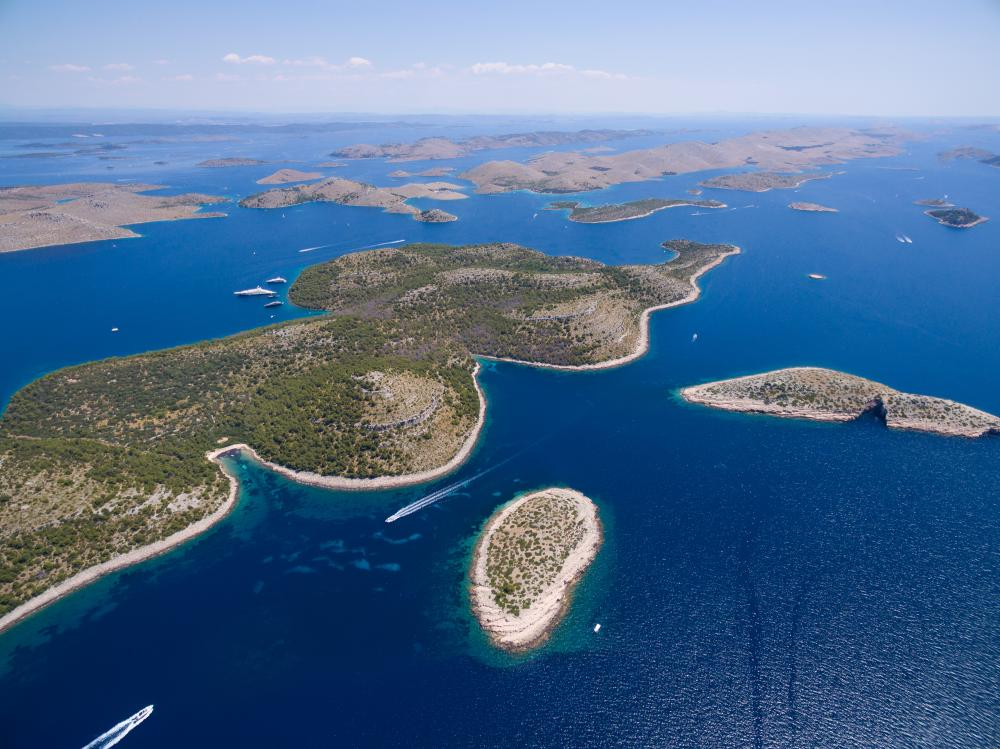 Venice to Trogir - Telascica National Park - Luxury Charter Itinerary | C&N