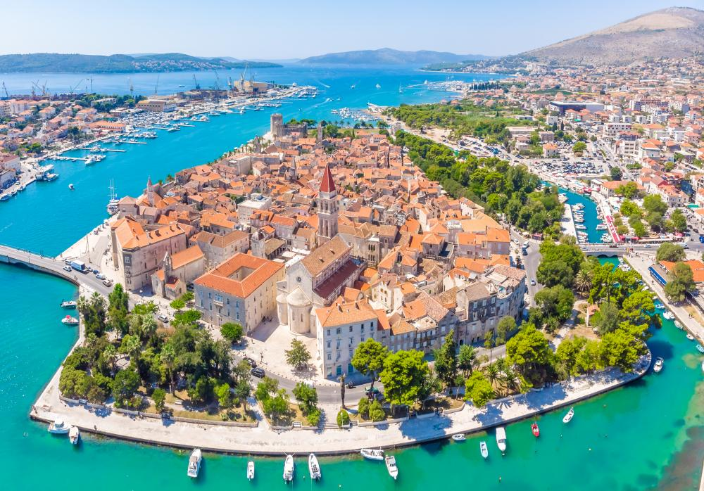 Venice to Trogir - Trogir - Luxury Charter Itinerary | C&N