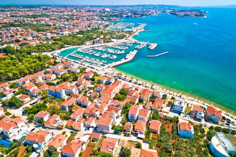 Venice to Trogir - Zadar - Luxury Charter Itinerary | C&N
