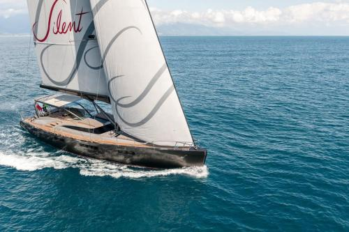 GIGRECA - Luxury Sailing Yacht For Sale - Exterior Design - Img 2 | C&N