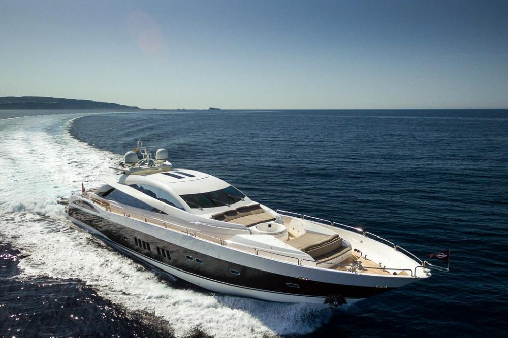 CASINO ROYALE - Luxury Motor Yacht for Charter | C&N