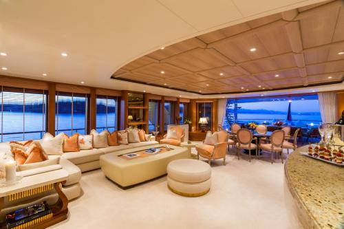 Callisto - Luxury Motor Yacht For Charter - Interior Design - Img 5 | C&N