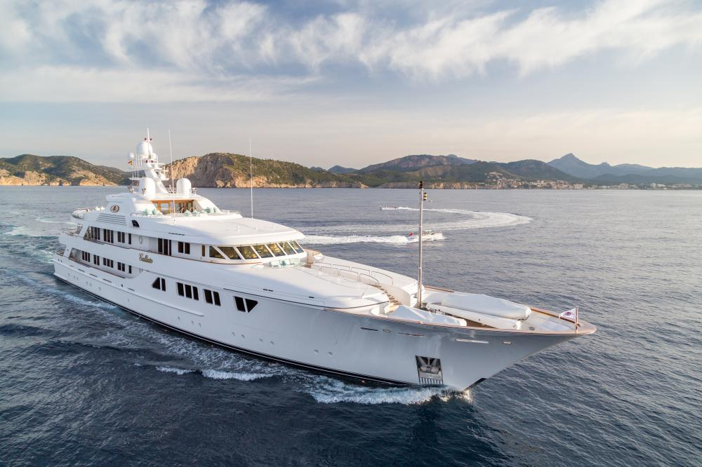 Callisto - Luxury Motor Yacht for Charter | C&N
