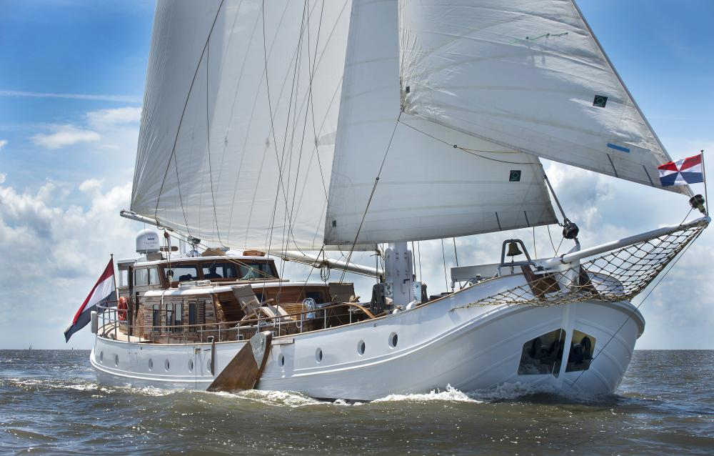 DE VROUWE CHRISTINA - Luxury Sailing Yacht for Sale | C&N