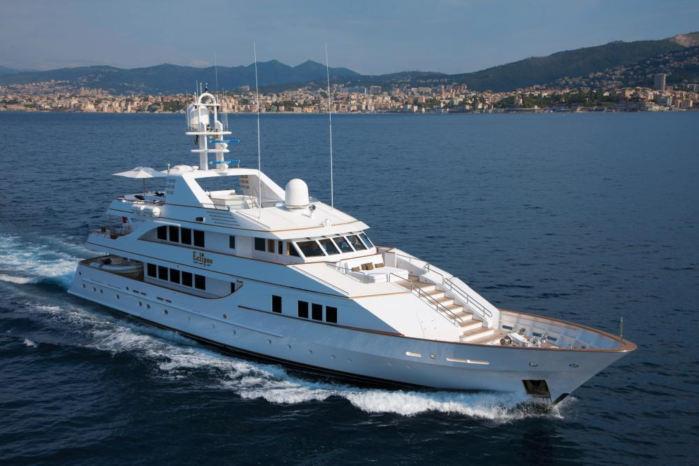 ECLIPSE - Luxury Motor Yacht for Charter | C&N