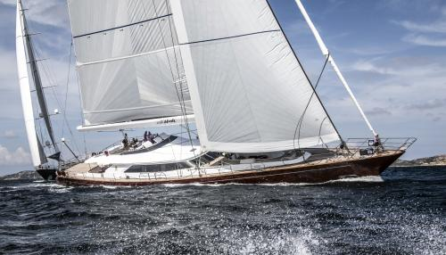 BLUSH - Luxury Sailing Yacht for Charter | C&N