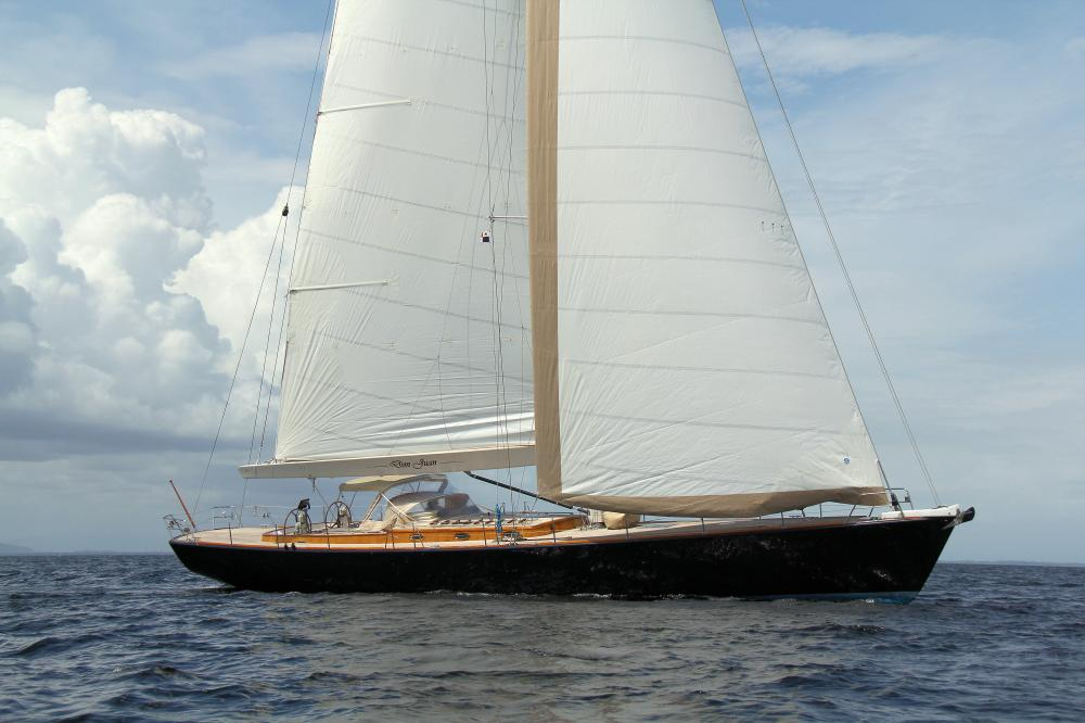 DON JUAN OF LONDON - Luxury Sailing Yacht for Sale | C&N