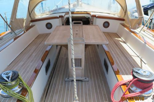 DON JUAN OF LONDON - Luxury Sailing Yacht For Sale - Exterior Design - Img 3 | C&N