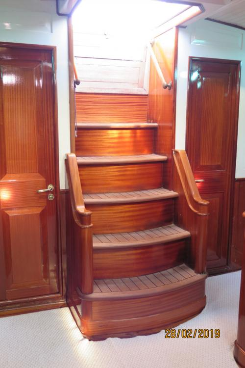DON JUAN OF LONDON - Luxury Sailing Yacht For Sale - Interior Design - Img 3 | C&N