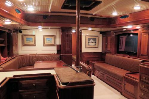 DON JUAN OF LONDON - Luxury Sailing Yacht For Sale - Interior Design - Img 1 | C&N