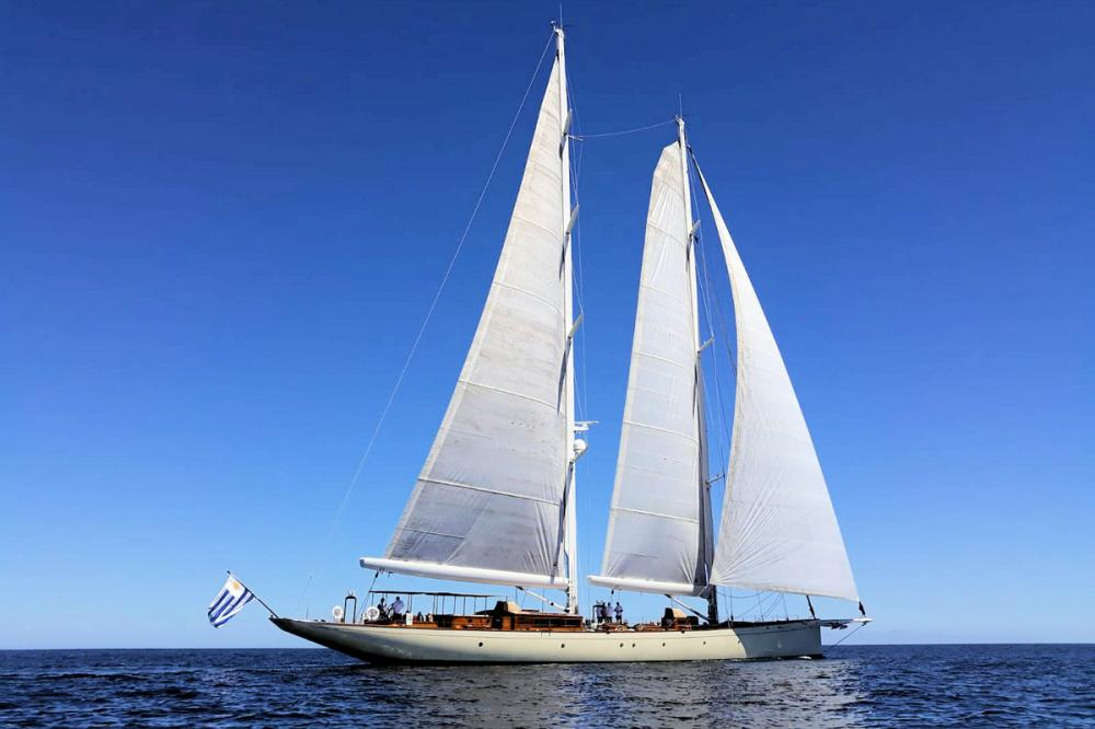 DONA FRANCISCA - Luxury Sailing Yacht for Sale | C&N
