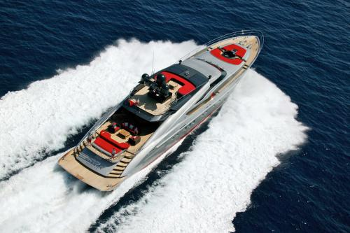 DRAGON - Luxury Motor Yacht For Sale - Exterior Design - Img 2 | C&N