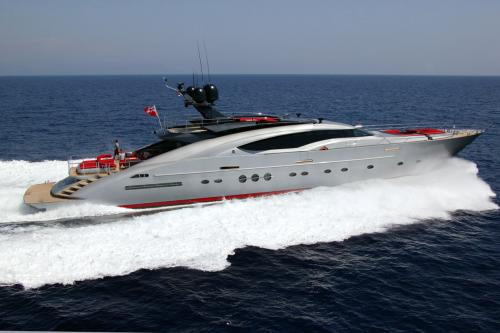 DRAGON - Luxury Motor Yacht For Sale - Exterior Design - Img 1 | C&N