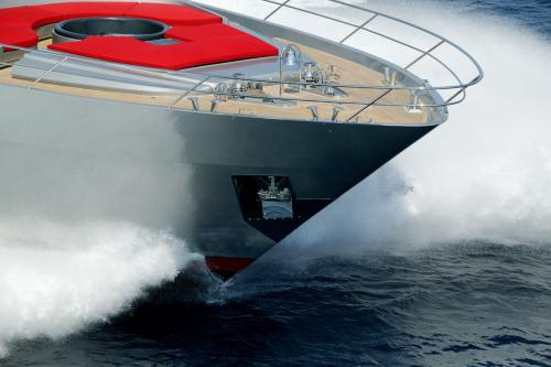 DRAGON - Luxury Motor Yacht For Sale - Exterior Design - Img 3 | C&N