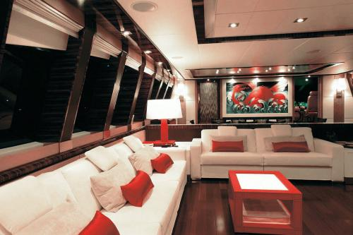 DRAGON - Luxury Motor Yacht For Sale - Interior Design - Img 1 | C&N