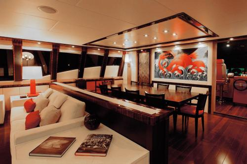 DRAGON - Luxury Motor Yacht For Sale - Interior Design - Img 2 | C&N