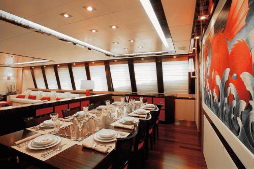 DRAGON - Luxury Motor Yacht For Sale - Interior Design - Img 3 | C&N