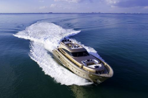 FIVE WAVES - Luxury Motor Yacht For Charter - Exterior Design - Img 1 | C&N