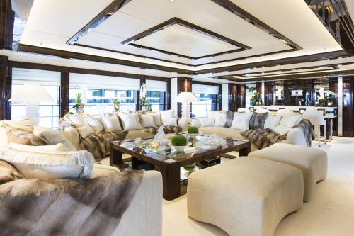 ILLUSION V - Luxury Motor Yacht For Charter - Interior Design - Img 1 | C&N