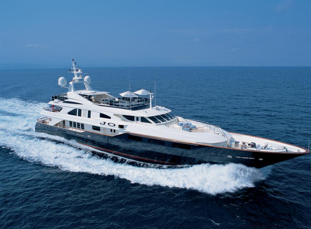 JO - Luxury Motor Yacht for Charter | C&N