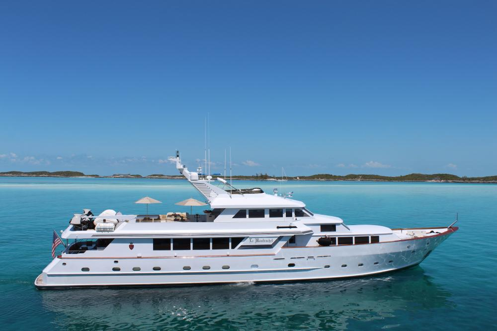 LE MONTRACHET - Luxury Motor Yacht for Charter | C&N
