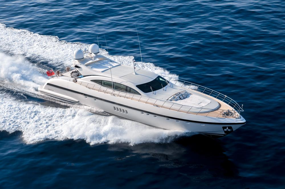 LIONCHASE - Luxury Motor Yacht for Charter | C&N