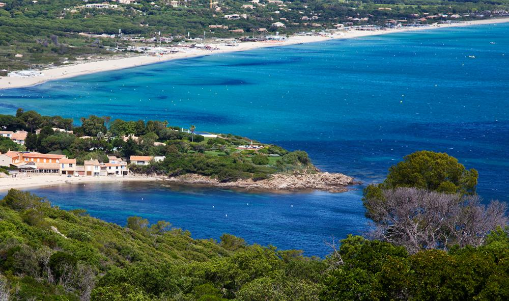Cote d'Azur - ILE DE PORT CROSS TO PAMPELONNE BEACH  - Luxury Charter Itinerary | C&N