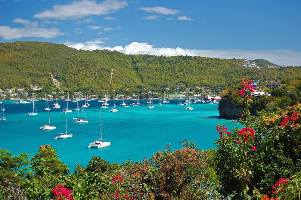 Grenada to St Lucia - BEQUIA - Luxury Charter Itinerary | C&N