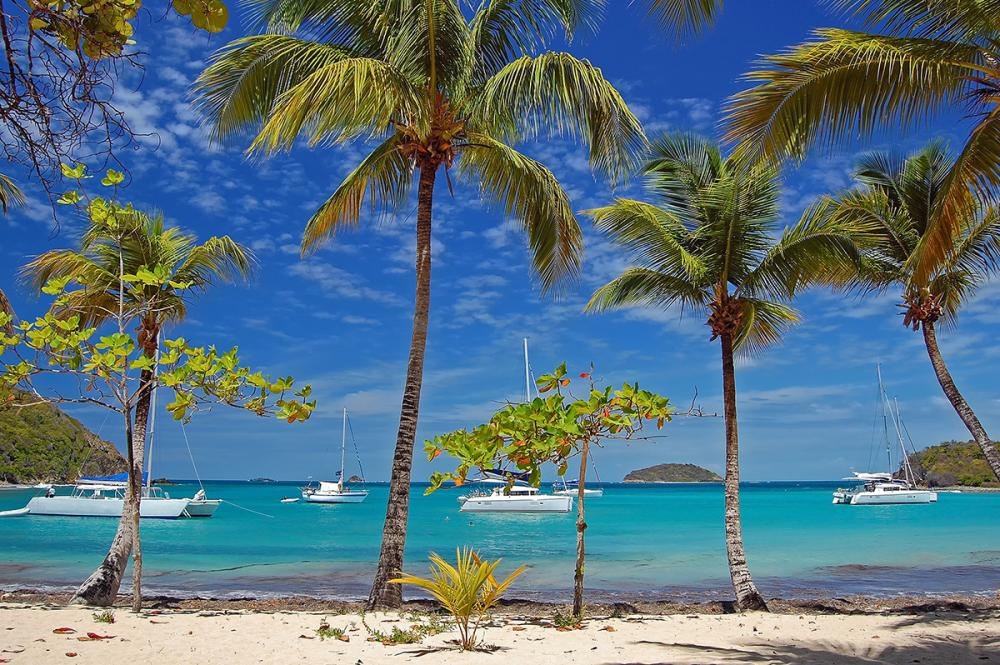 Grenada to St Lucia - MAYREAU - Luxury Charter Itinerary | C&N