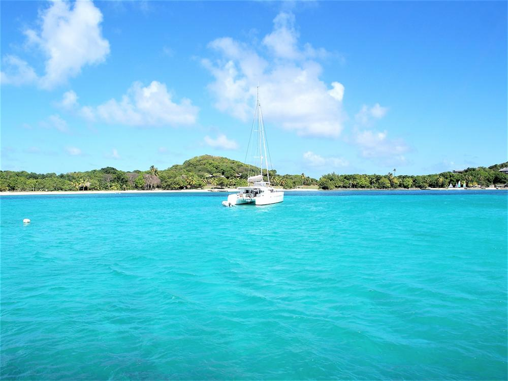 Grenada to St Lucia - PETIT ST VINCENT - Luxury Charter Itinerary | C&N
