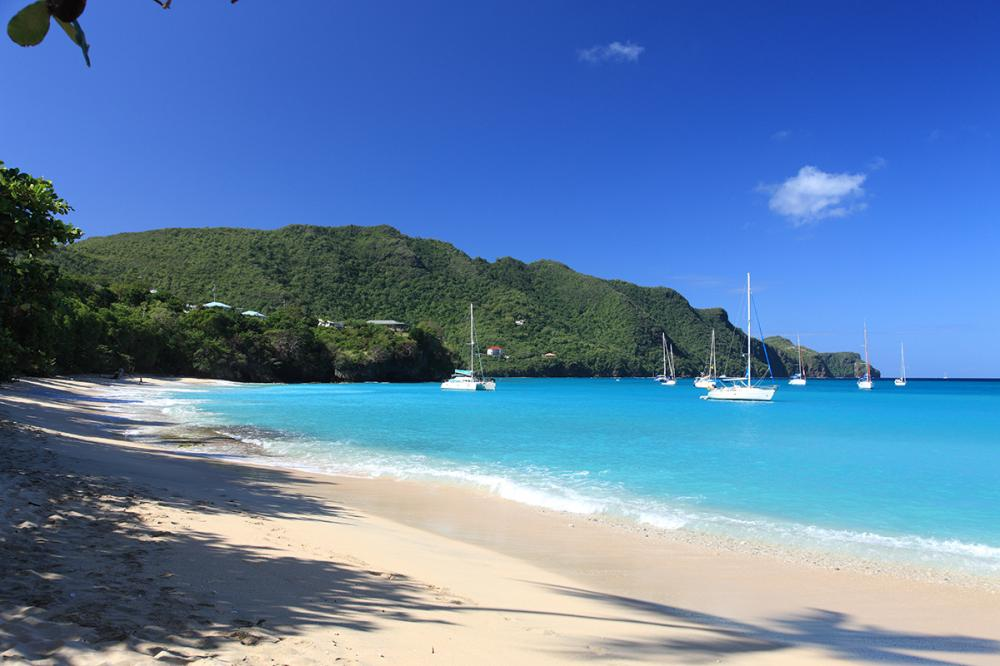 Grenada to St Lucia - ST VINCENT - Luxury Charter Itinerary | C&N