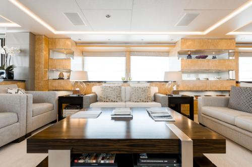 NASEEM - Luxury Motor Yacht For Sale - Interior Design - Img 2 | C&N