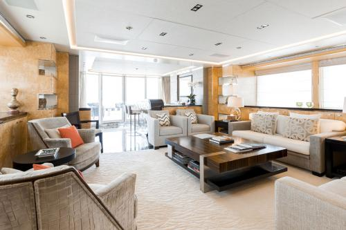 NASEEM - Luxury Motor Yacht For Sale - Interior Design - Img 1 | C&N