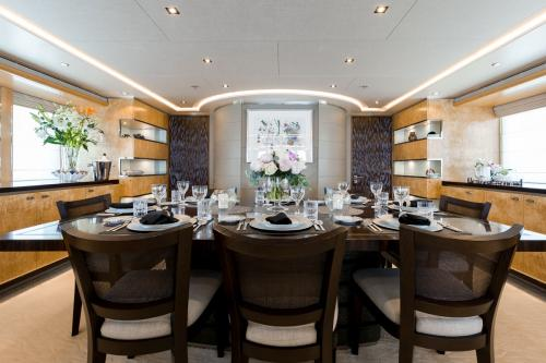 NASEEM - Luxury Motor Yacht For Sale - Interior Design - Img 4 | C&N