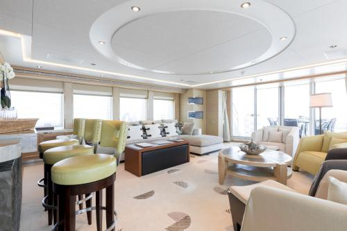 NASEEM - Luxury Motor Yacht For Sale - Interior Design - Img 5 | C&N
