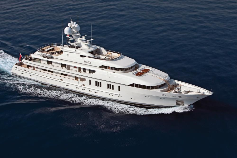 ROMA - Luxury Motor Yacht for Charter | C&N