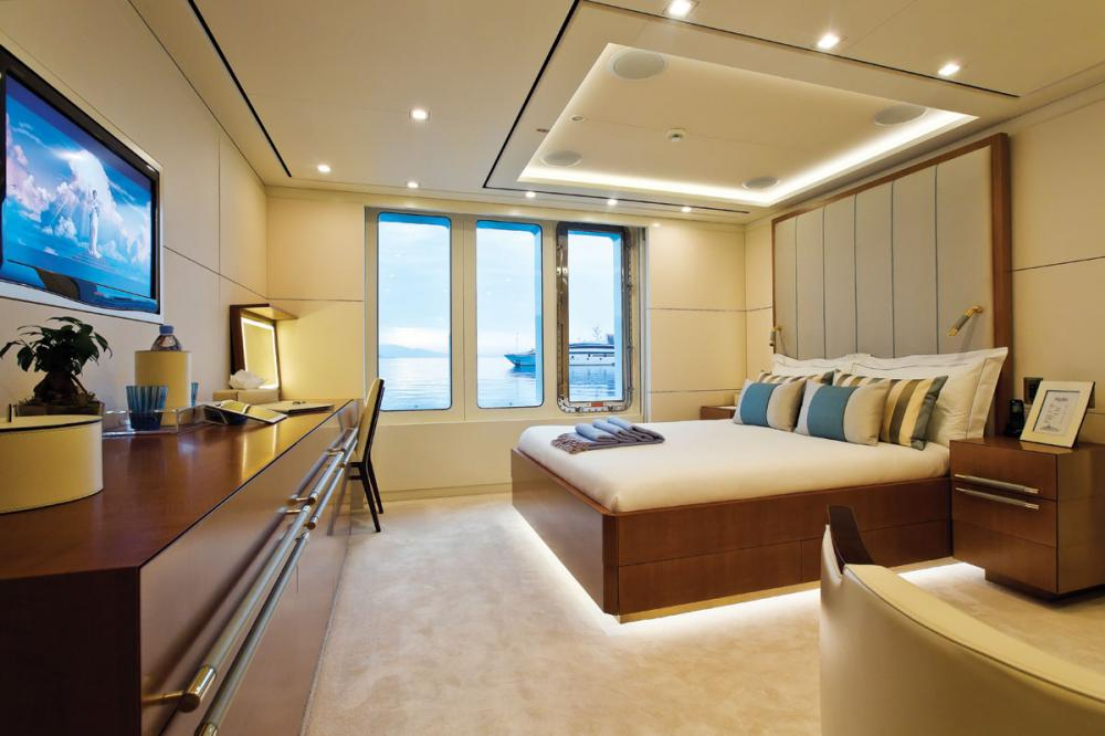 ROMA - Luxury Motor Yacht For Charter - 4 DOUBLE CABINS - Img 2 | C&N