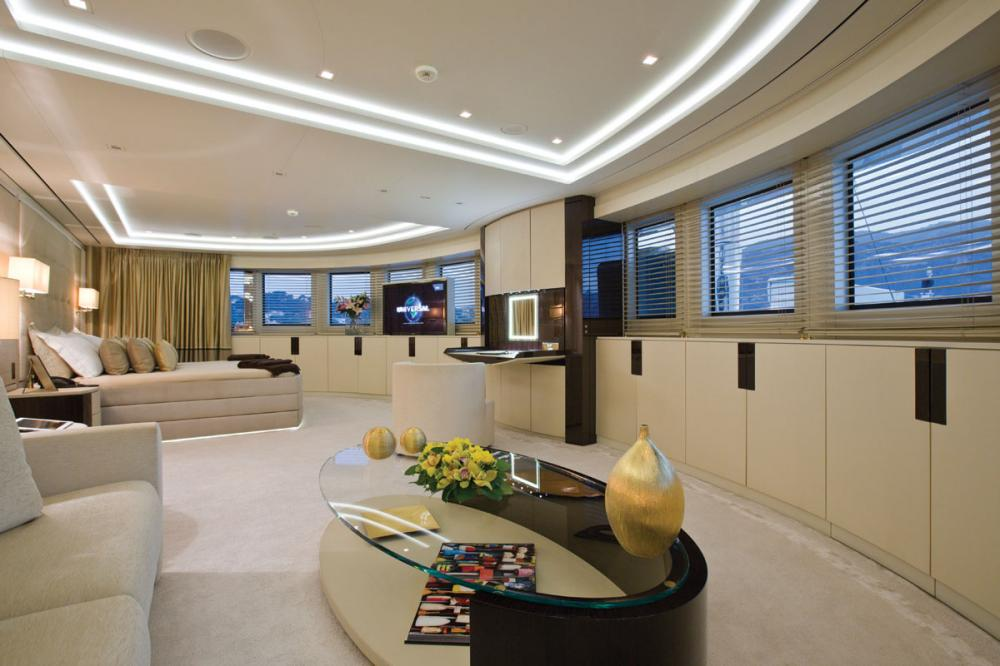 ROMA - Luxury Motor Yacht For Charter - 1 MASTER CABIN - Img 1 | C&N