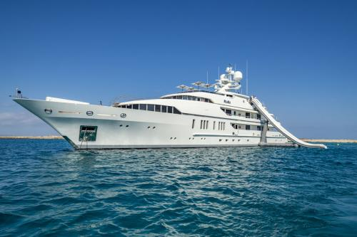 ROMA - Luxury Motor Yacht For Charter - Exterior Design - Img 1 | C&N