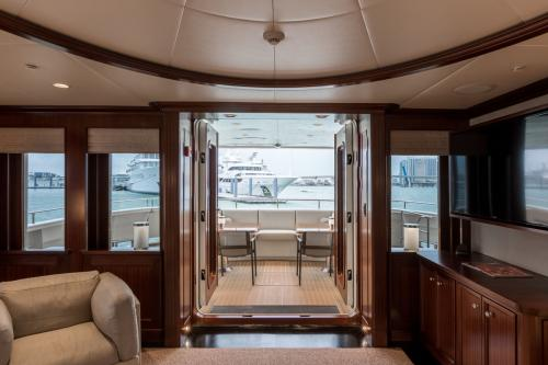 SAFIRA - Luxury Motor Yacht For Sale - Interior Design - Img 1 | C&N