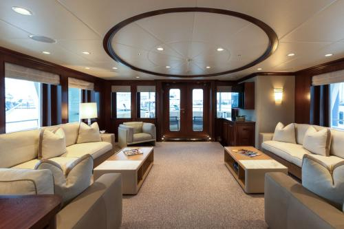 SAFIRA - Luxury Motor Yacht For Sale - Interior Design - Img 2 | C&N